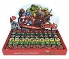 NEW Marvel Avengers Self Ink Stamps Birthday Party Favors Ba