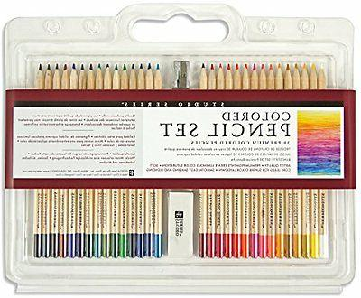 new studio series colored pencil set set