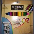 NIP Sargent Art Colored Pencils 50 pack