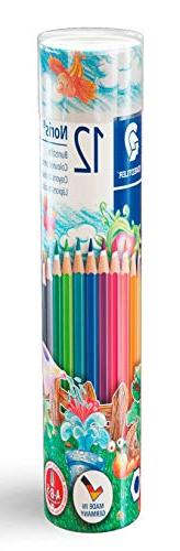 Staedtler Noris Club Pencil - Assorted Colour