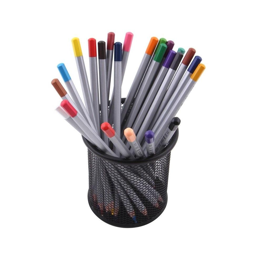 Ohuhu 24-Color Professional High Quality Art Drawing Pencils