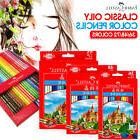Faber Castell Oil Based Coloured Pencils and Canvas Wrap Set