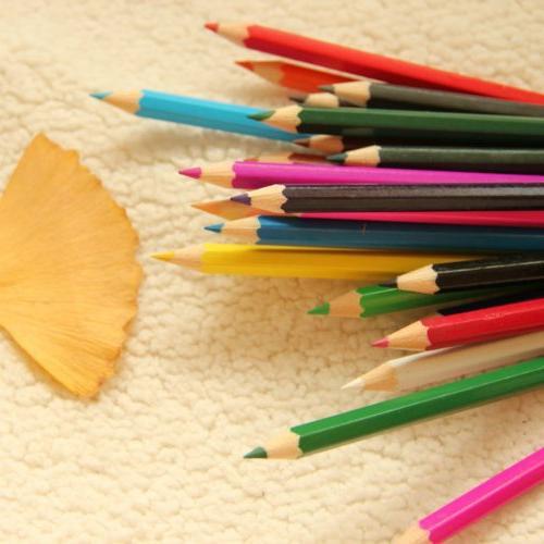 Colored Pencils 36