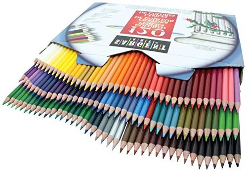 Sargent Art Colored Pencils 120 Colors
