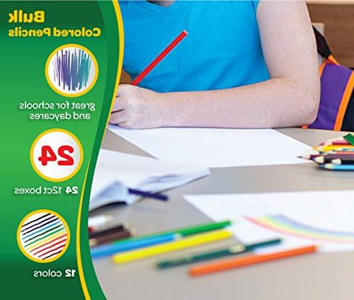 Crayola Colored Pencils Each Colors -