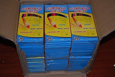 LOT 432 PENCILS COLORS SCHOOL DRAWING