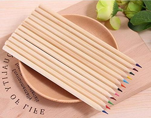 Ohuhu 24-color Drawing Pencils for Garden