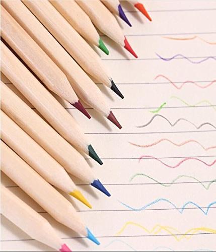 Ohuhu 24-color Drawing Pencils Sketch/Secret Garden Coloring