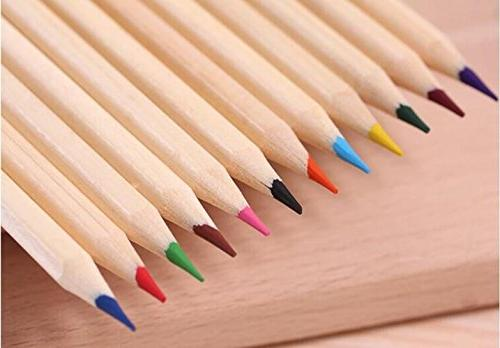 Ohuhu 24-color Colored Drawing Pencils Garden