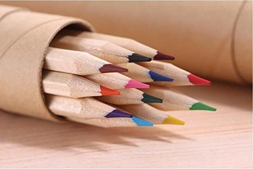 pencils drawing