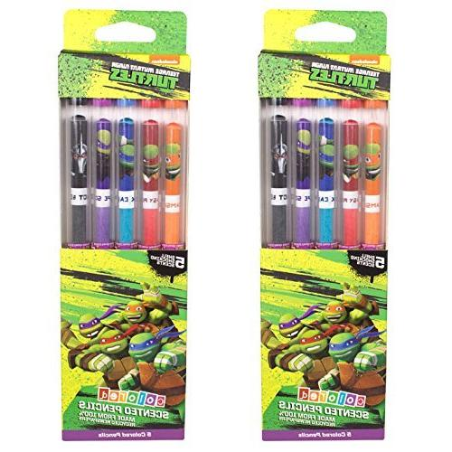 Crayola Erasable Colored Pencils Assorted 10 Each