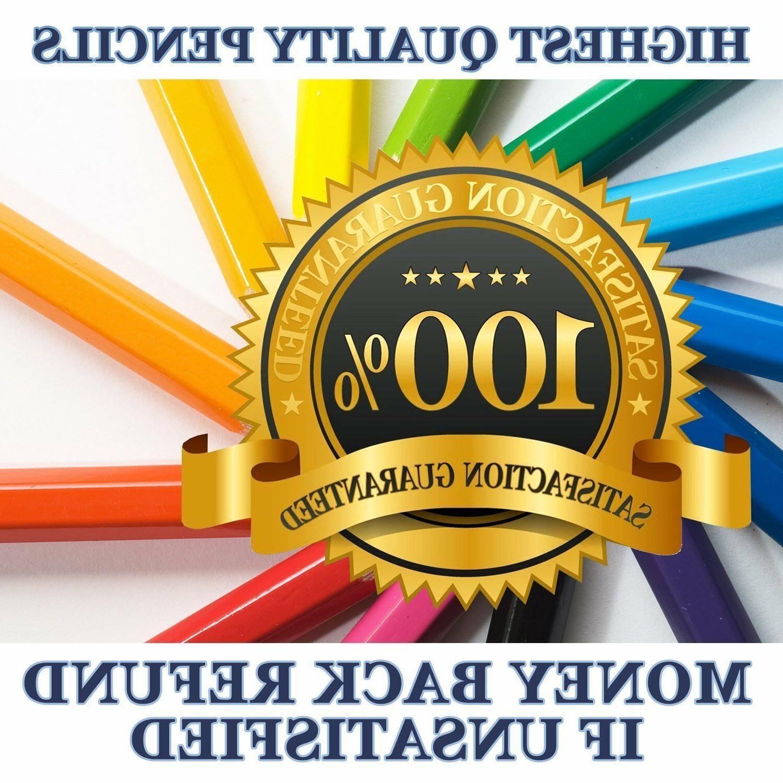 120 Colored SET Unique Colors Premium Kids & Pro