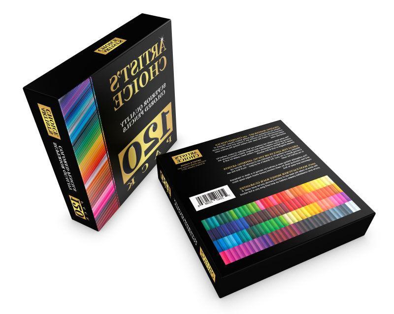 120 Colored SET Kids