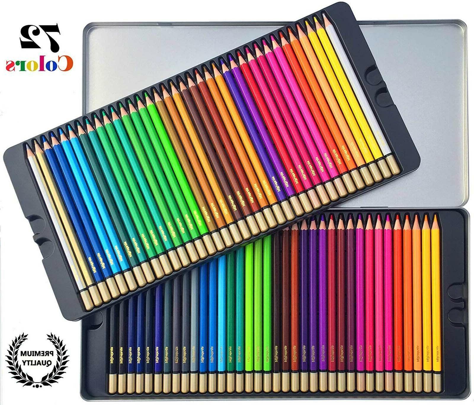 new premier colored pencils 120 pack premium