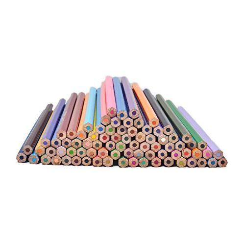 CYPER Pencils For And Kids/Vibrant Colors,Drawing for Sketch, Books