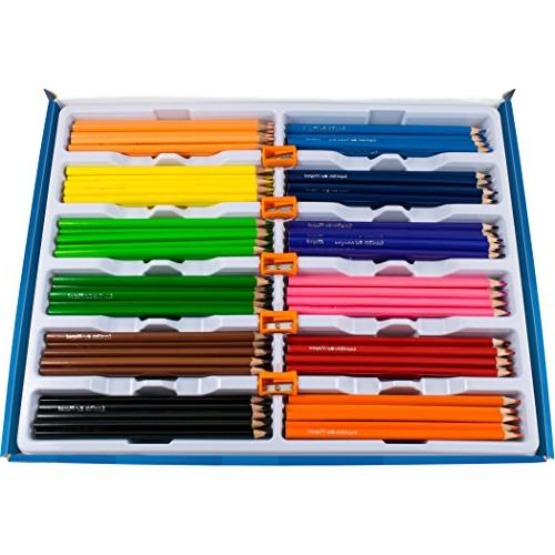 peps triangular pencils school