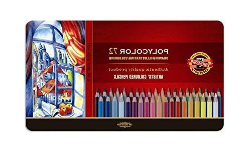 polycolor drawing pencil set