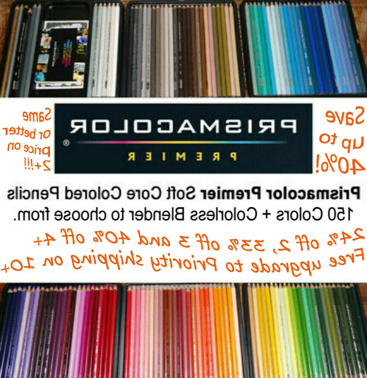 premier colored pencils 150 colors and colorless