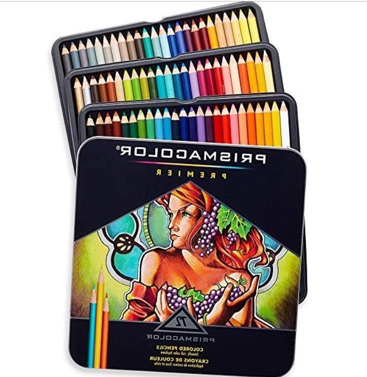 Prismacolor Soft 132 Worldwide
