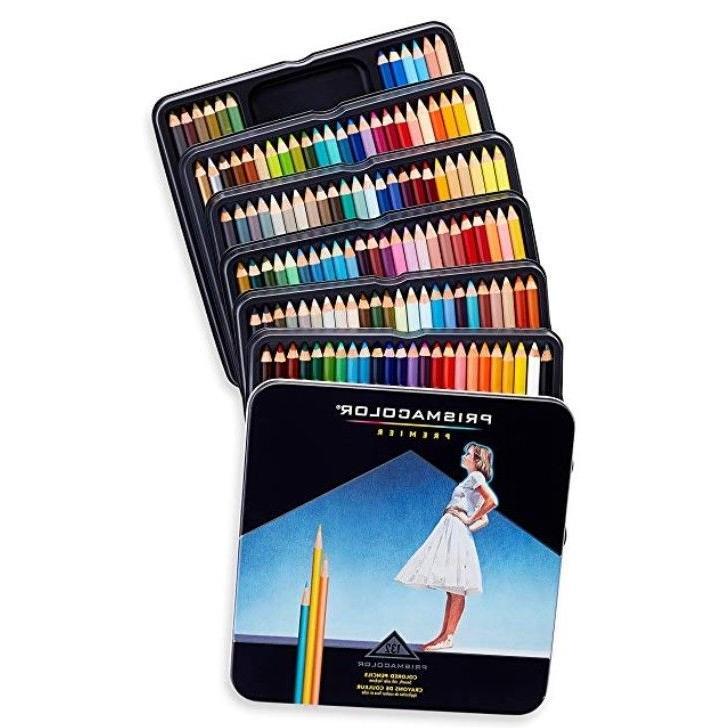 Prismacolor Soft Core 132 150 Worldwide