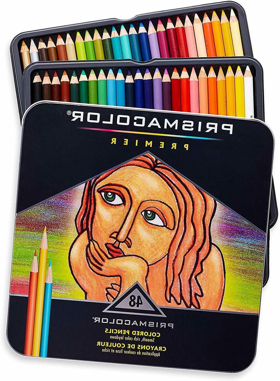premier soft core colored pencils 72 colored