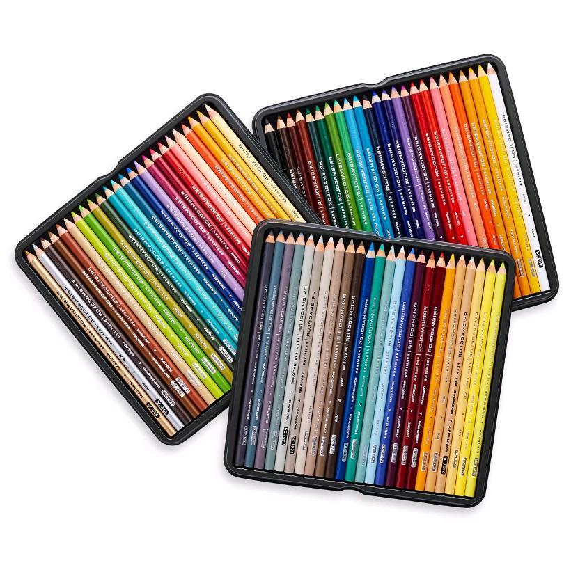 Prismacolor Premier Colored Soft Core, Tin
