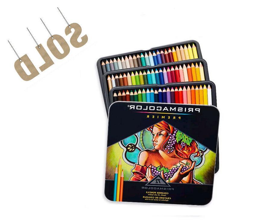 premier colored pencils soft core artist paint