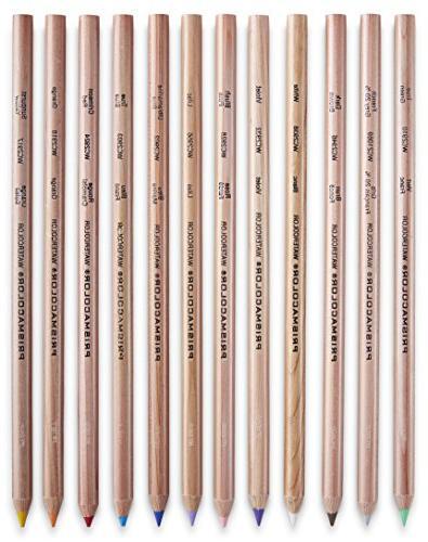 Media Stix-Pencil Assorted 79-Count