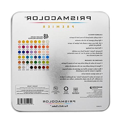 Prismacolor Colored Pencils, Soft