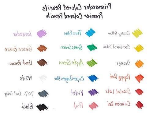 Prismacolor Premier Colored Soft Core,