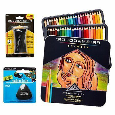 Prismacolor Premier Colored Pencils 48 count +  Prismacolor
