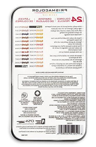 Prismacolor Premier Sketch Pencil Set of 24 Pencils