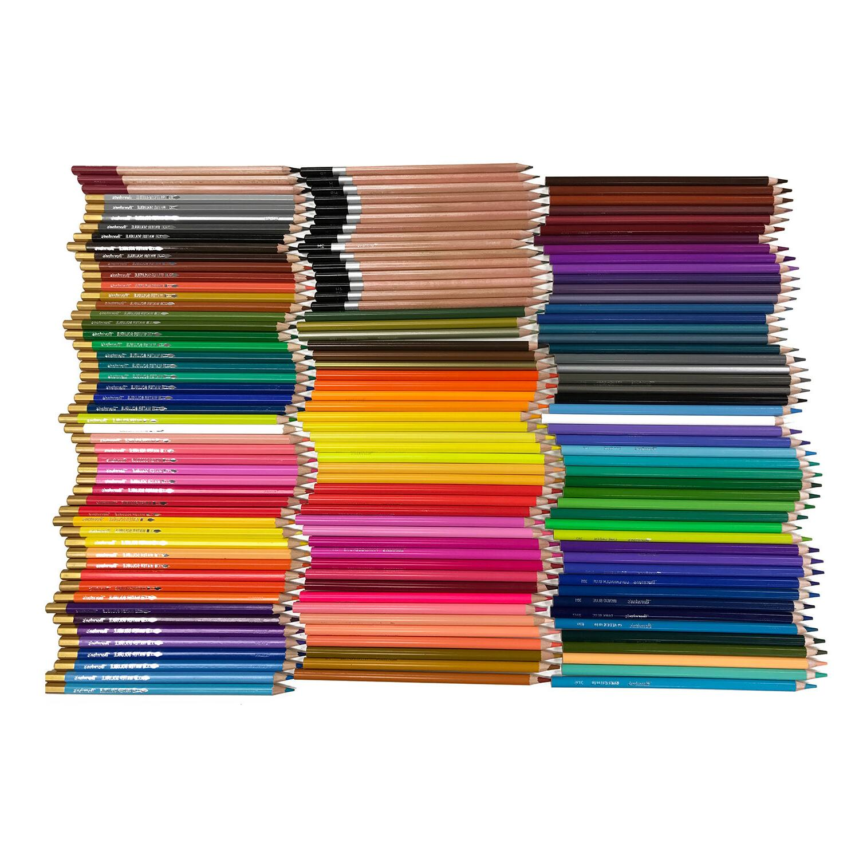 Thornton's Art Supply Premier Soft Core 150 Piece Artist Col
