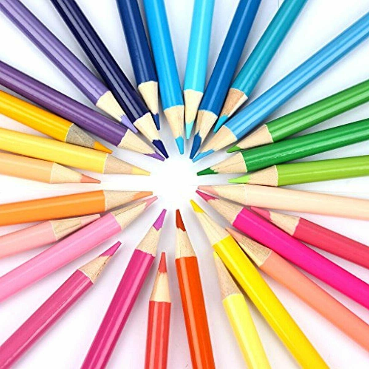 Soucolor Colored Pencils cracking