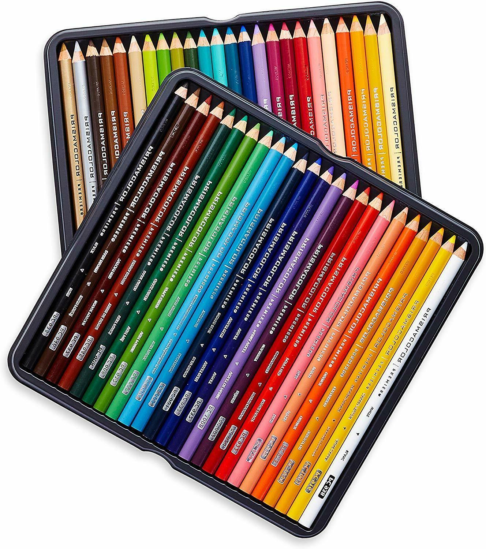 Prismacolor 3598t Premier Core Pencils 48