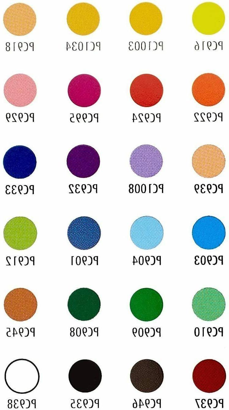 Prismacolor Soft Core Set 24
