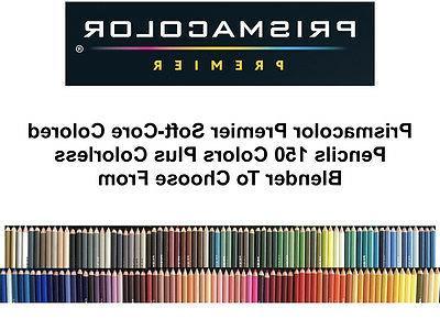 premier soft core single colored pencils individual