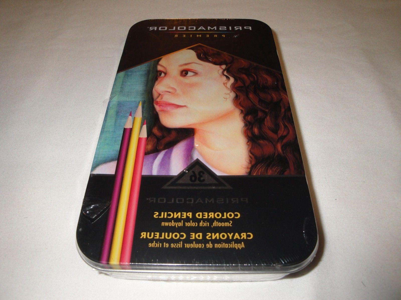 prismacolor premier colored pencils 36 color set