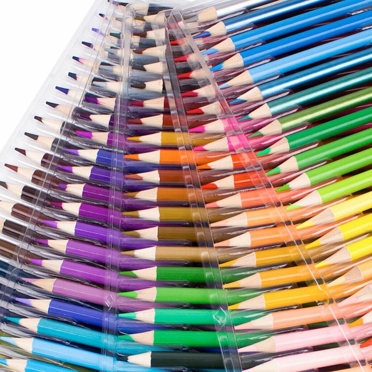 Professional Pencils Set Artist Painting Wood