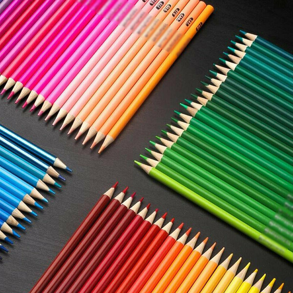 Professional Set Artist Wood Pencil