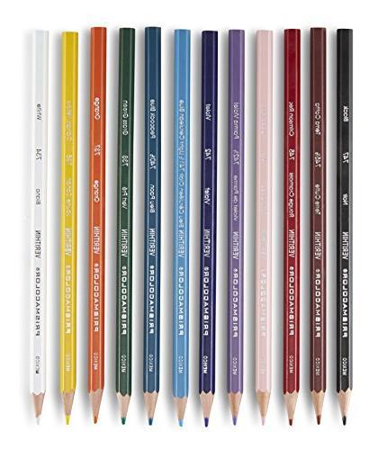 Prismacolor Premier Media Set, Colored Stix-Pencil Sharpener, Assorted 79-Count