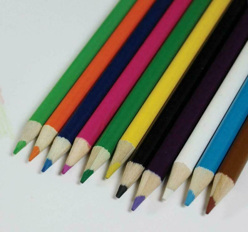 Sargent Pencils, Assorted Colors, 22-7251