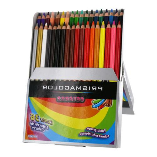 Prismacolor Colors Scholar Pencil Assorted 36-Count