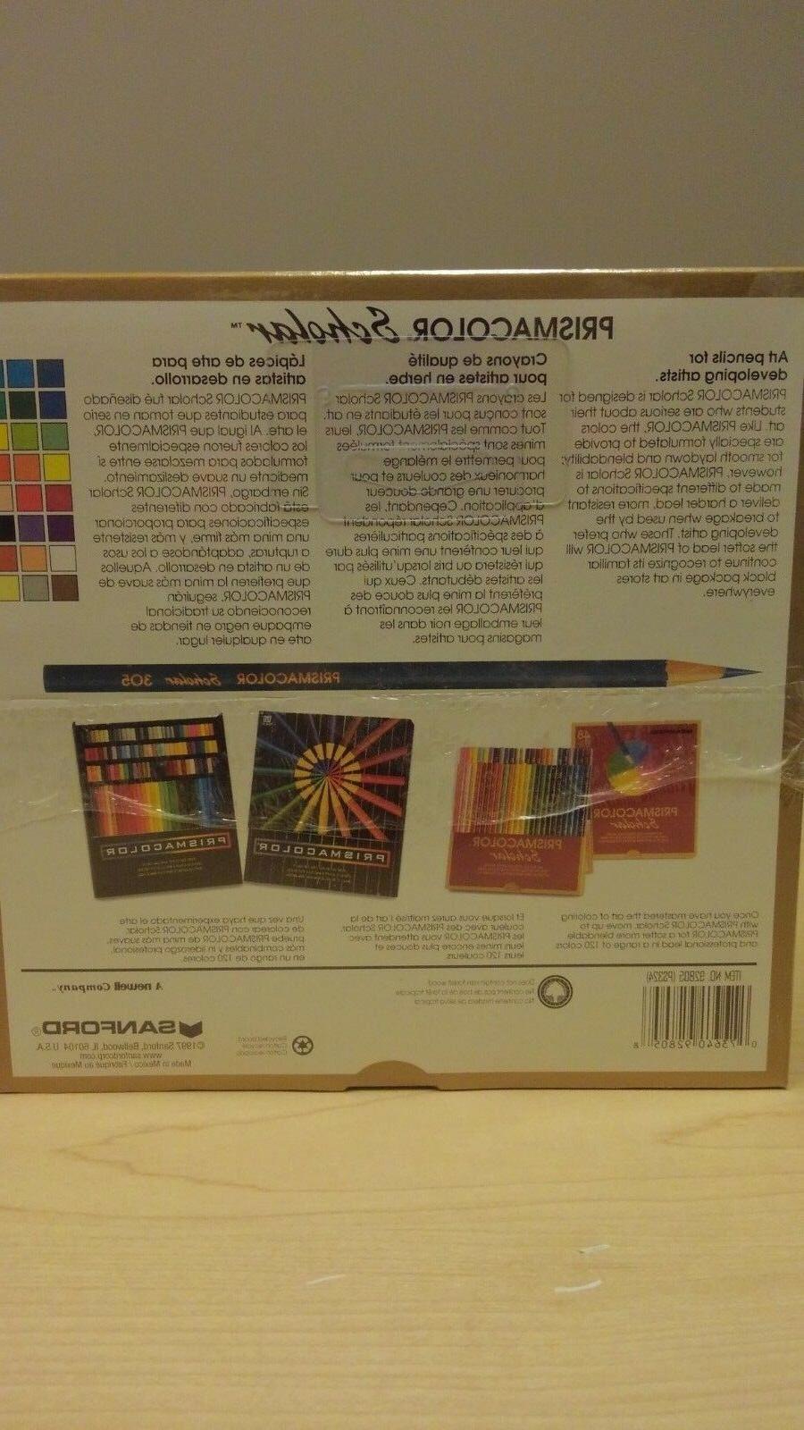 Prismacolor Colored