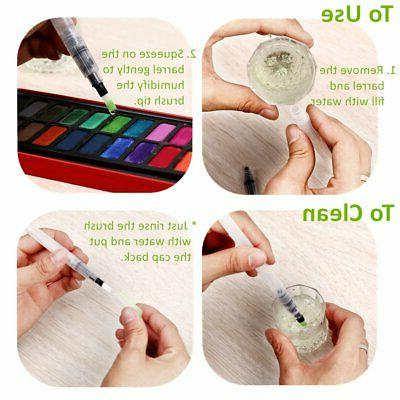 Set 6 Painting for Soluble Colored Pencils Art Supply