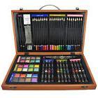 Sketch Drawing Art Set Painting Color Artist Kit Pencil Past