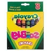 so big crayons