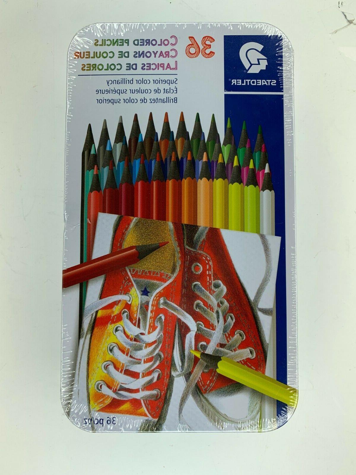 Staedtler Colored Pencils 36/Pkg-