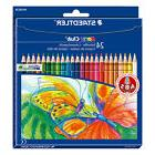 STAEDTLER Noris Club 144 NC24 Colored pencil 24 assorted col