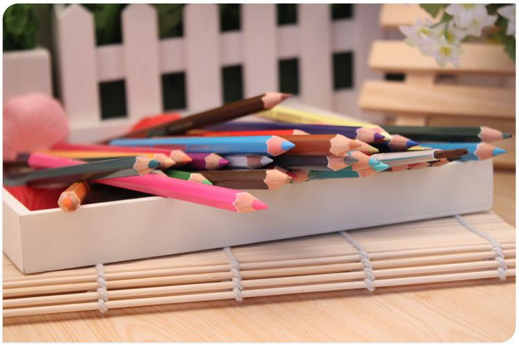 students Avoid cut wood <font><b>core</b></font> pen water-soluble